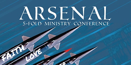 Arsenal 5-Fold Ministry Conference 2021 tickets