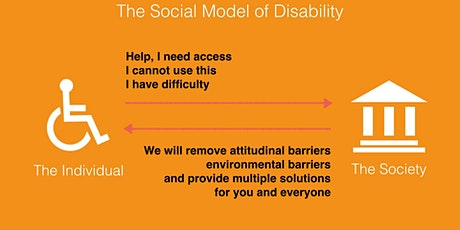 Disability, Diversity & Society: Online class tickets