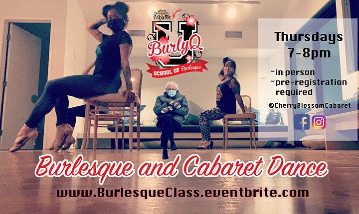 Burlesque Classes image