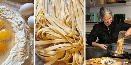 Small Group Workshop: Fresh Pasta By Percentage with Viola Buitoni tickets