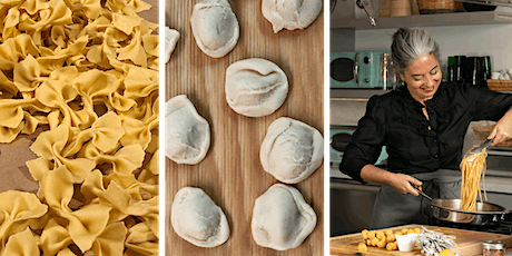Small Group Workshop: The Not-So-Plain Shapes of Fresh Pasta tickets