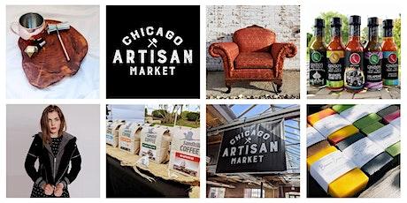 Chicago Artisan Market  - Sat-Sun, March 6-7, 2021 tickets