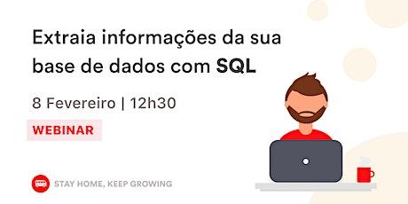 Extraia informações da sua base de dados com SQL | Le Wagon Rio ingressos