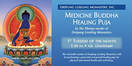 Medicine Buddha Healing Ceremony tickets