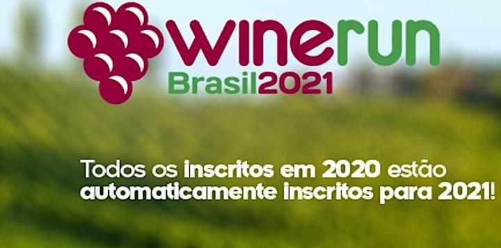 Imagem do evento Wine Run 2021 - Pacotes de Viagem