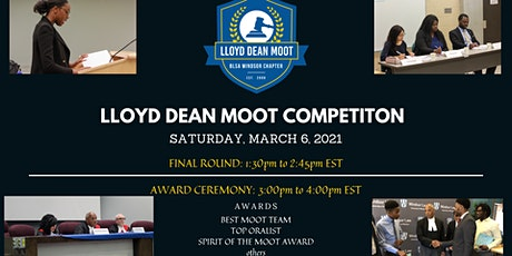 Lloyd Dean Moot Competition - Final Round & Award Ceremony tickets