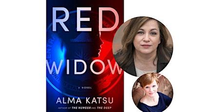 Book launch for Alma Katsu, RED WIDOW tickets