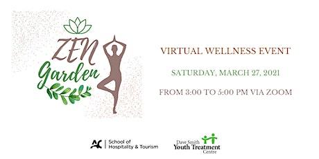 The Zen Garden - 'Your Journey to Wellness' tickets