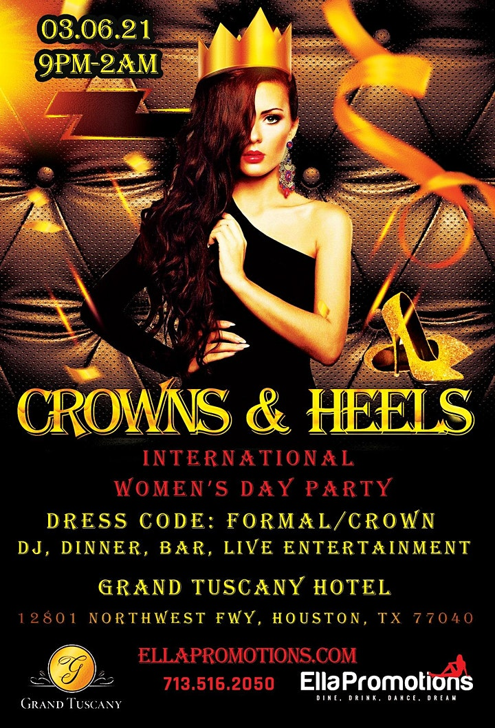 Crowns and Heels Ball image