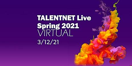 TalentNet Spring HR / Recruiting Conference 2021 biglietti