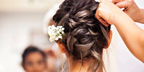 BRIDAL MAKEUP & HAIRSTYLING - SPANISH tickets