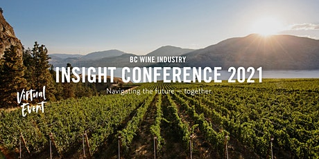 BC Wine Industry Insight Conference 2021 tickets