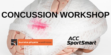 Concussion Workshop tickets