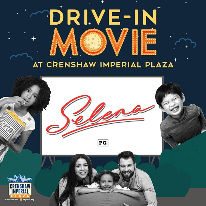 Drive-in Movie Featuring Selena image