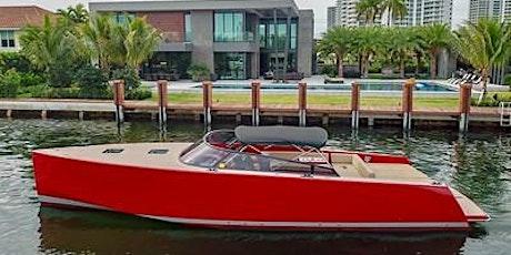 Miami Party Boat Rentals tickets