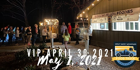 Great Smoky Mountains Food Truck Festival tickets