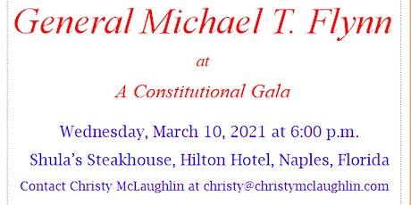 Gala Featuring General Michael Flynn tickets