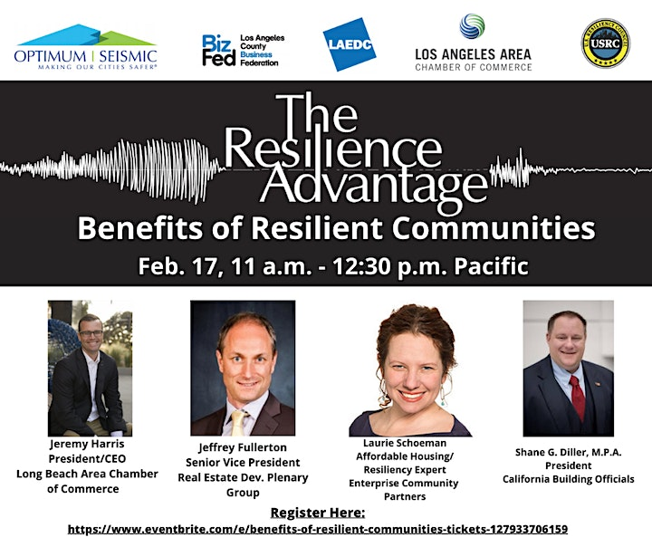 Benefits of Resilient Communities image