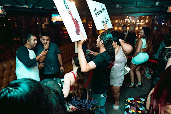 Alegria Latin Lounge in Long Beach # Reggaeton # Merengue # Bachata image