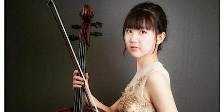 Third Thursdays - Cellist Jiaxun Yao in concert tickets
