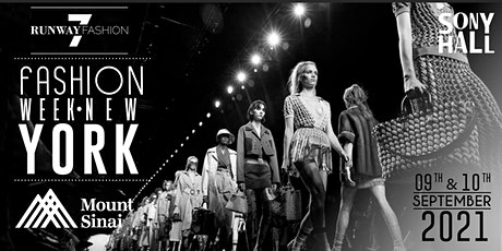 NEW YORK FASHION WEEK X RUNWAY 7 tickets