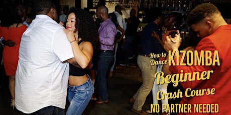 Kizomba 101 Beginner's Bootcamp. 02/28 tickets