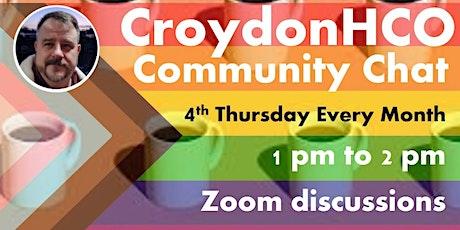 CroydonHCO Community Chat tickets