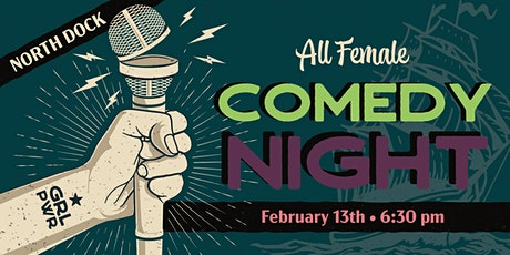 Comedy Night at Dry Dock Brewing Co. tickets