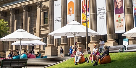 Library on the Lawn: Saturday, 6 February tickets