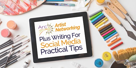 Artist Networking plus Social Media Copywriting tickets