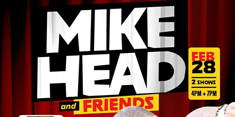 Mike Head & Friends tickets