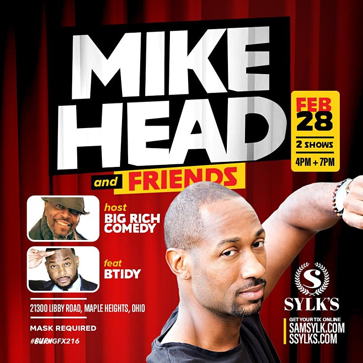 Mike Head & Friends image