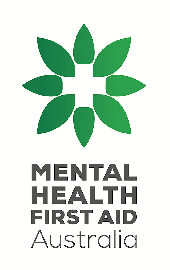 Youth Mental Health First Aid Melbourne 9th October ONLINE image