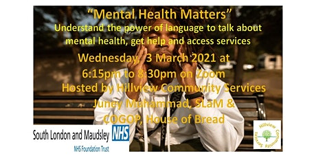 Understand the power of language to talk about mental health tickets