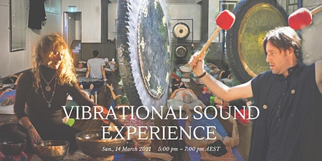Vibrational Sound Experience tickets
