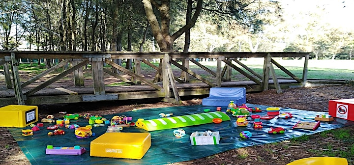 Magic Yellow Bus Outdoor Playgroup -  Thursdays, Enmore Park, Marrickville image