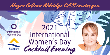 International Women's Day Cocktail Evening tickets