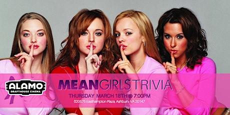 Mean Girls Trivia at Alamo Drafthouse Loudoun tickets