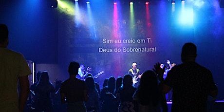 Culto de Celebração Dom 31jan18h ingressos