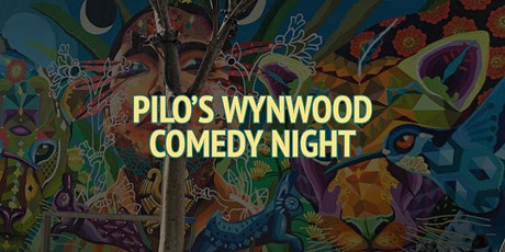 Pilo's Wynwood Comedy Night entradas