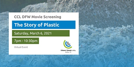 Virtual screening: The Story of Plastic - a documentary tickets