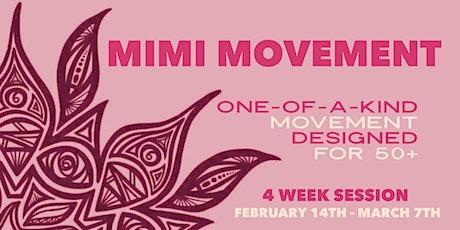 Mimi Movement tickets