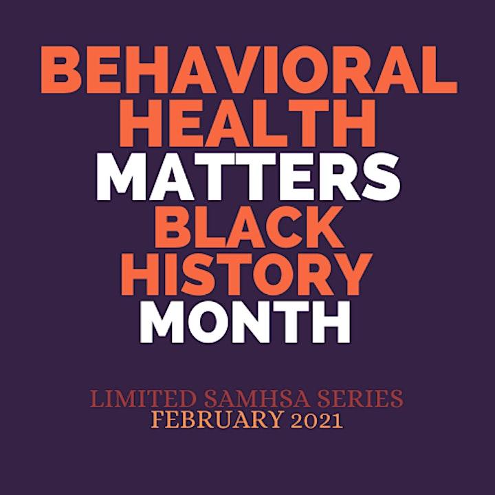 Behavioral Health Matters: Diversity Inclusion Project Showcase image
