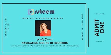 Navigating Online Networking tickets