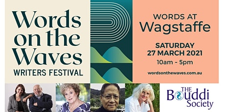 Words at Wagstaffe: a one-day literary event tickets
