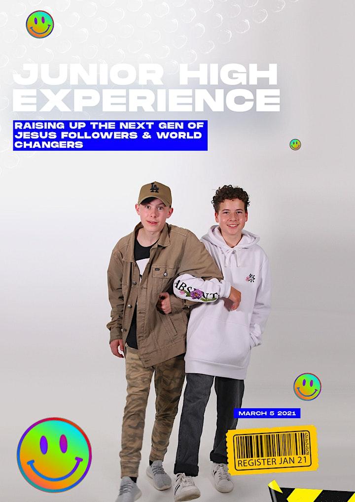 Next Generation - Youth Junior High image