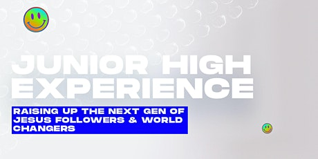 Next Generation - Youth Junior High tickets