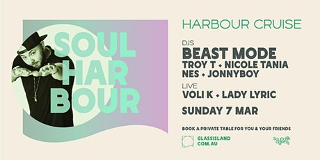 Glass Island pres. Soul Harbour pres Beast Mode - Sun 7th March tickets