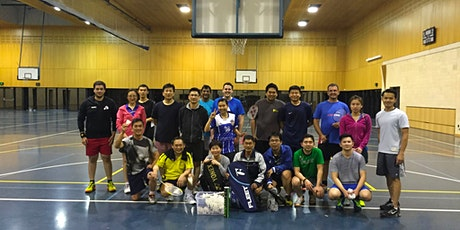 Thursday Badminton Session tickets