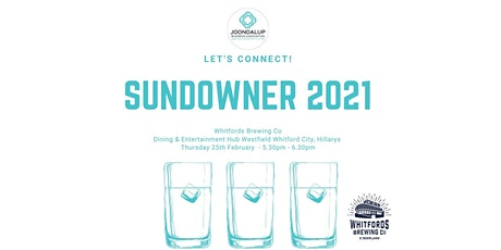 Sundowner - Whitfords Brewing Co tickets